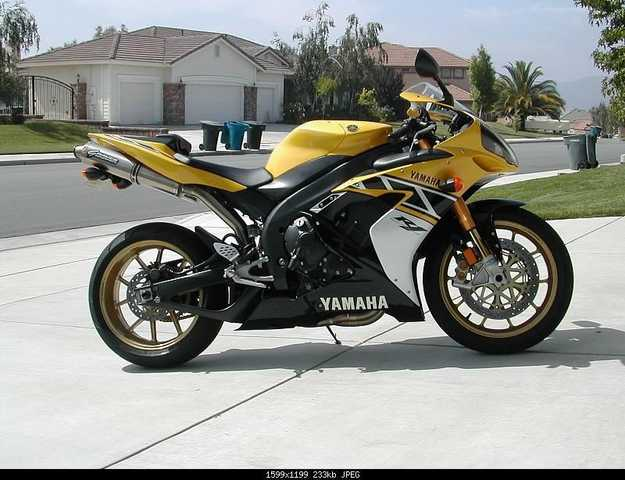 Excelent Conditions 2006 Yamaha Yzf R1 Le Excelent Conditions