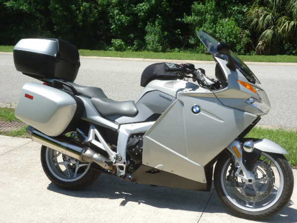 Runs Great 2007 Bmw K1200gt Runs Great