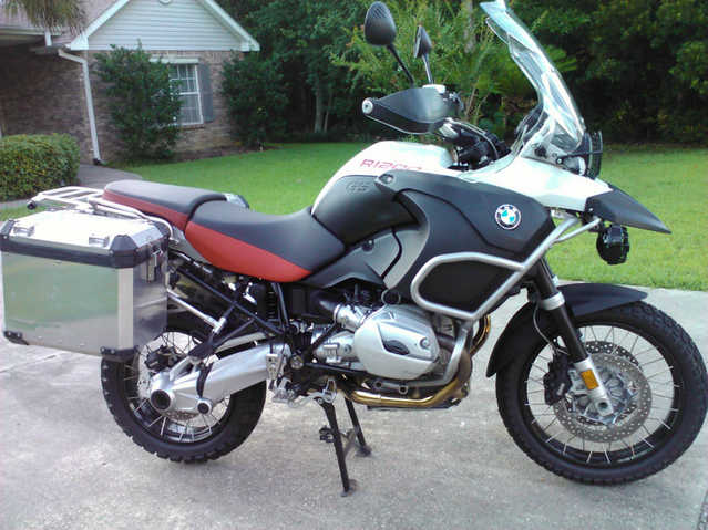 Extremely Clean 2007 Bmw R1200gs Adventure Extremely Clean