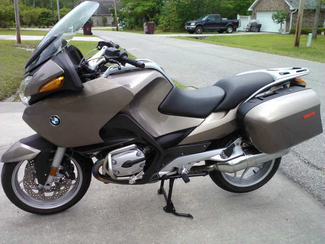 Absolutely Stunning 2007 Bmw R1200rt Absolutely Stunning