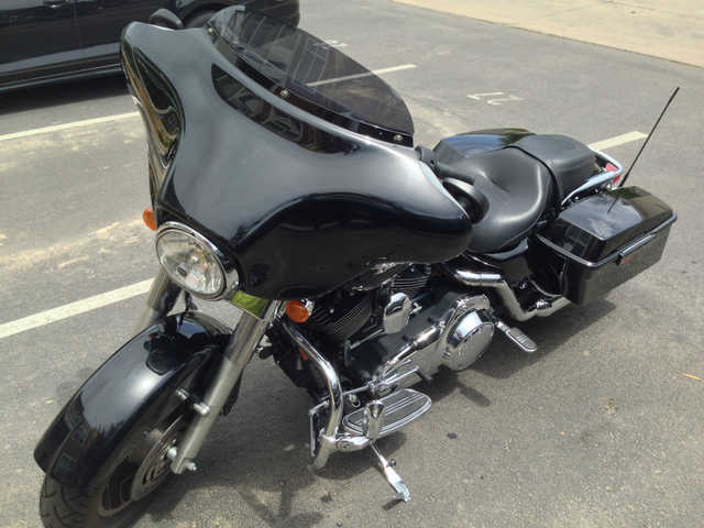 Superb Co2007 Harley Davidson Flhx Street Glide Superb Conditions