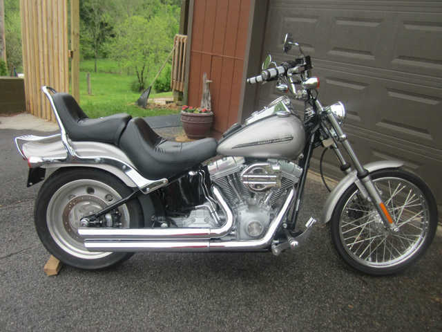 Great Riding Condition 2007 Harley Davidson Fxst Softail Standard