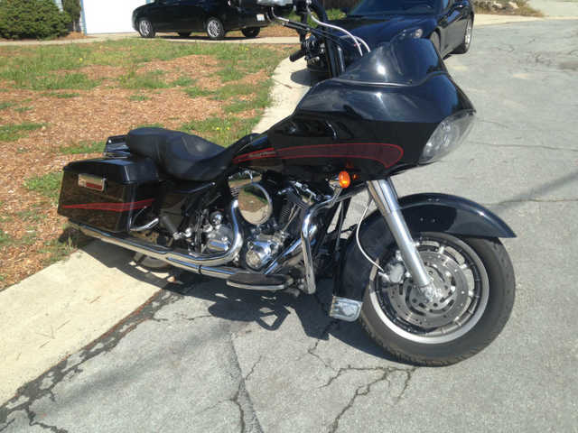 Very Cool 2007 Harley Davidson Road Glide Fltr Very Cool