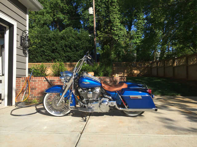 Very Very Good Conditions 2007 Harley Davidson Road King