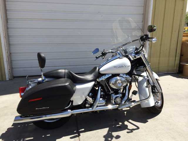 Great Shape 2007 Harley Davidson Road King Custom Great Shape