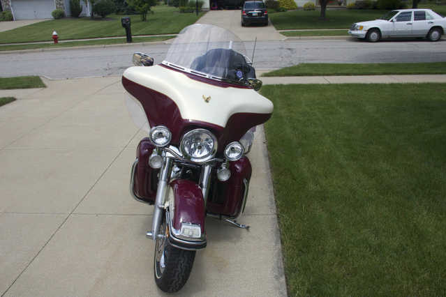 Extremely Clean2007 Harley Davidson Ultra Calssic Extremely Clean