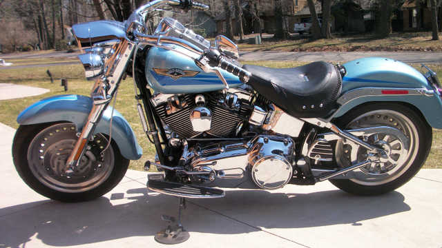 No Accidents 2007 Harley - Davidson Softail Fat Boy No Accidents