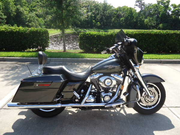 Pristine Conditions 2007 Harley - Davidson Touring Streetglide