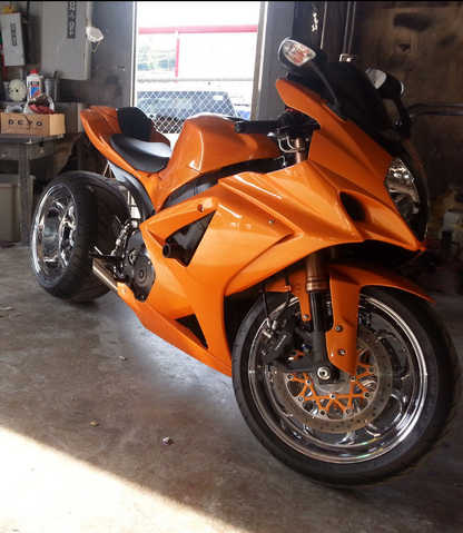 Always Garaged 2007 Suzuki Gsx - R 1000 Always Garaged