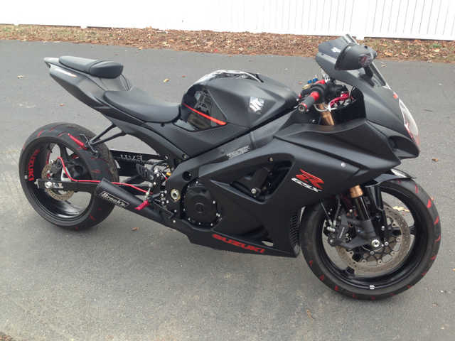 Very Very Go2007 Suzuki Gsxr 1000 Brock Very Very Good Conditions