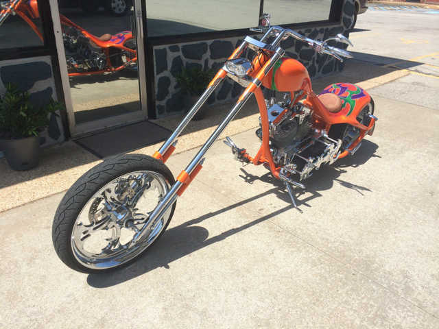 Great Shape 2007 Weston Chopper Great Shape