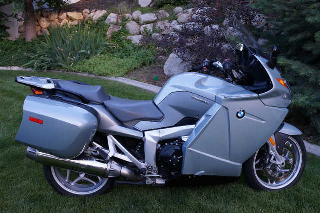 Excelent Conditions 2008 Bmw K1200gt Excelent Conditions