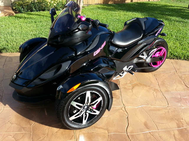 Runs Great 2008 Can Am Spyder Rs Runs Great