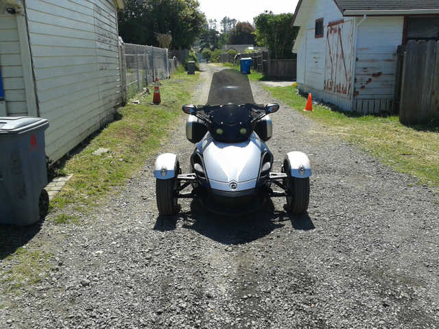 Extremely Clean 2008 Can - Am Spyder Extremely Clean