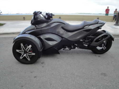 Runs And Drives Great 2008 Can - Am Spyder Gs Runs And Drives Great