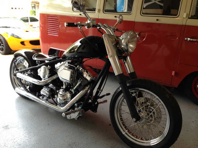 Very Cool 2008 Custom Harley - Davidson Very Cool