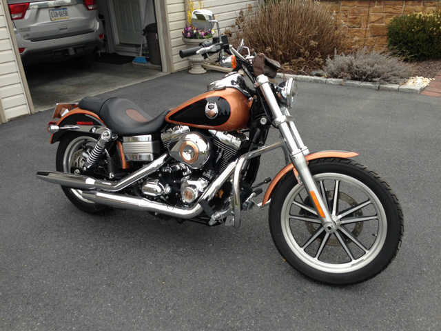 2008 Harley Davidson Dyna Low Rider 105th Anniversary Edition Ver