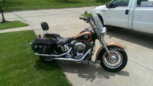 Pristine Conditions 2008 Harley Davidson Heritage Softail Classic