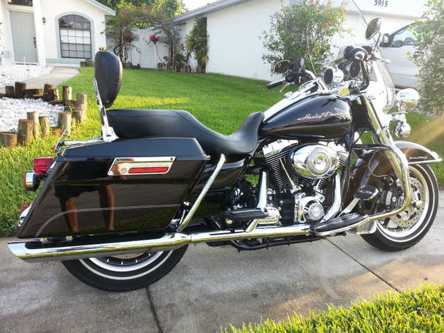 Superb Conditions2008 Harley Davidson Road King Superb Conditions