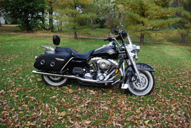 Great Riding Condition 2008 Harley Davidson Road King Classic