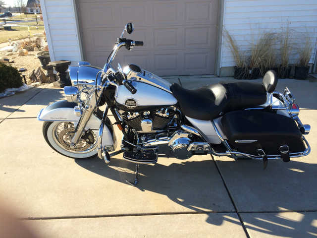 Very Very Good Condit2008 Harley Davidson Road King Classic Flhrc