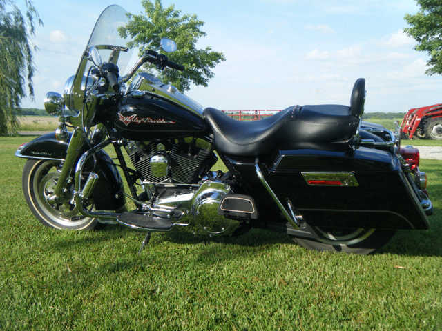 Always Garaged 2008 Harley Davidson Road Kingg Always Garaged