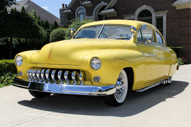 1949 Mercury Monarch Lead Sled