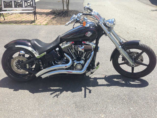 Always Garaged 2008 Harley Davidson Rocker Cc Always Garaged