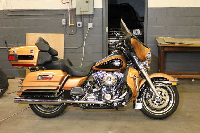 Runs Great 2008 Harley Davidson Ultra Classic Runs Great