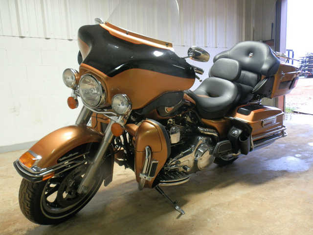 2008 Harley Davidson Ultra Classic Anniversary Extremely Clean