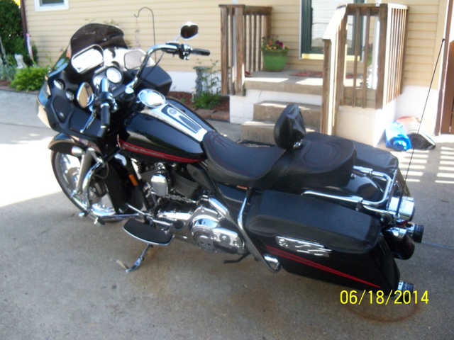 2008 Harley Davison Road Glide With Abs Brakes Extremely Clean