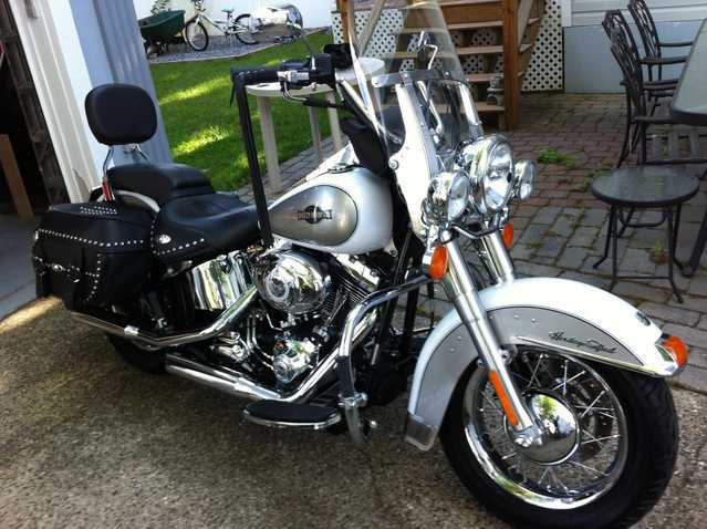 Garage Kept 2008 Harley - Davidson Softail Classic Garage Kept