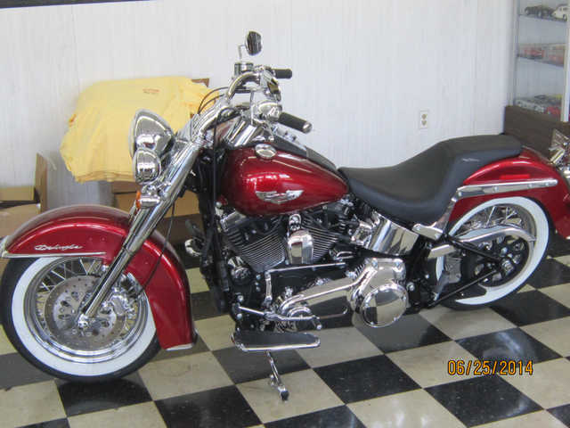 Garage Kept 2008 Harley - Davidson Softail Deluxe Garage Kept