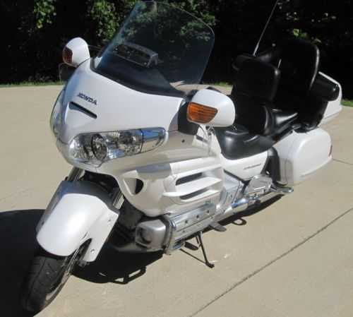 Excelent Conditions2008 Honda Goldwing Gl1800 Excelent Conditions