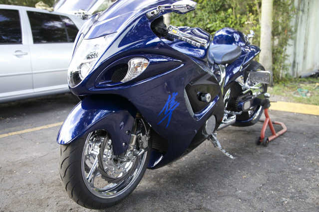 Runs Great 2008 Suzuki Hayabusa Runs Great