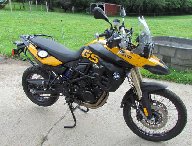 Extremely Clean 2009 Bmw F - 800 Gs Extremely Clean