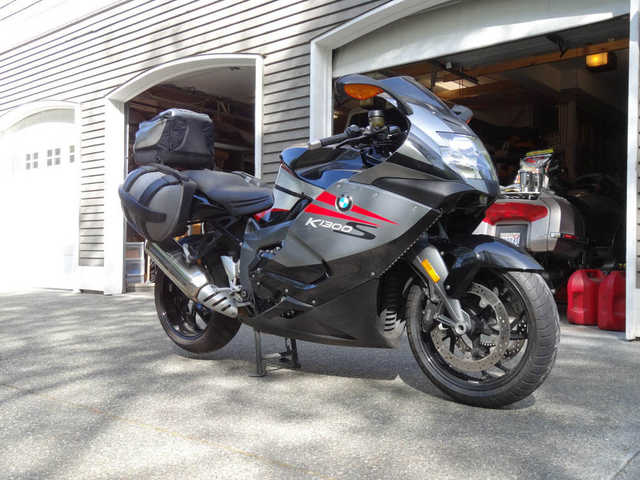 Absolutely Stunni2009 Bmw K1300s Sport Tourer Absolutely Stunning