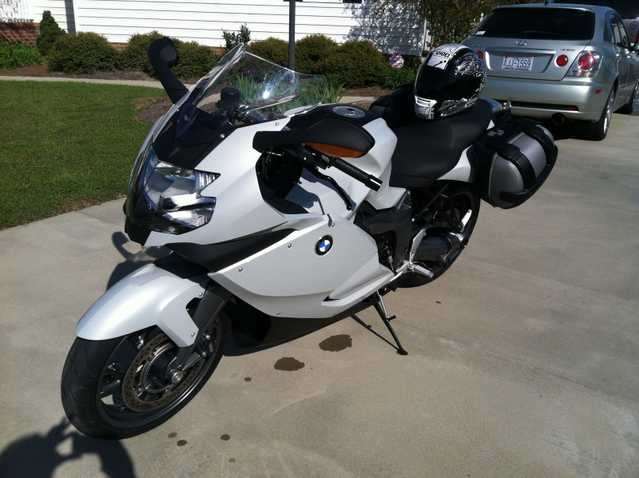 Absolutely Stunning 2009 Bmw K1300ss Absolutely Stunning