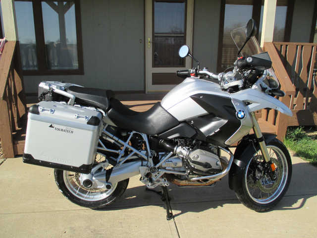 Immaculate Condition 2009 Bmw R1200 Gs Immaculate Condition