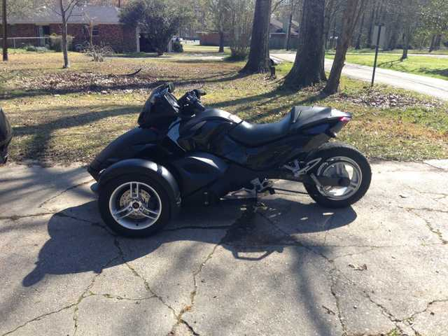 Runs And Drives Gr2009 Can Am Spyder Rs Se5 Runs And Drives Great