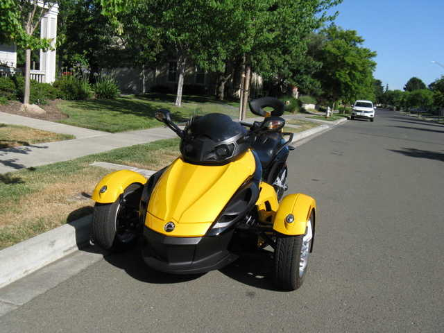 Very Cool 2009 Can Am Spyder Se5 Automatic Very Cool