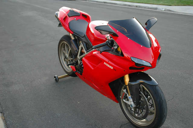 Mint Conditions 2009 Ducati 1198 S Mint Conditions