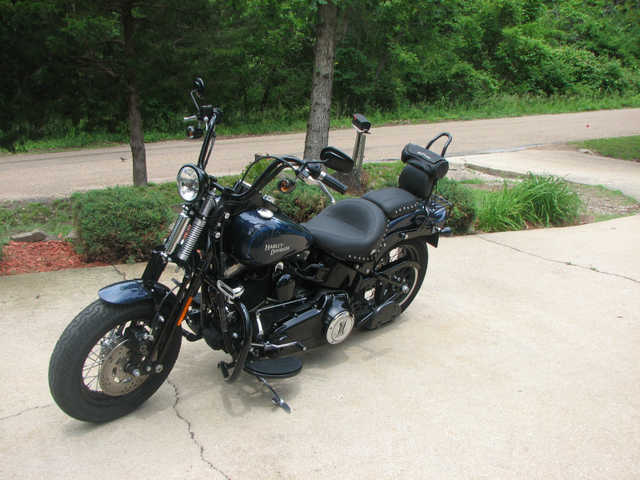 Pristine Conditions 2009 Harley Davidson Crossbones
