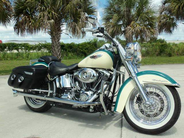 Great Shape 2009 Harley Davidson Softail Deluxexx Great Shape