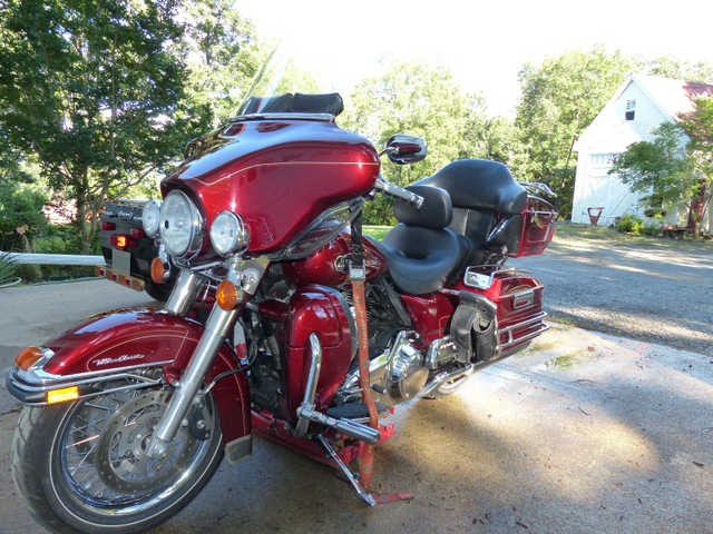 2009 Harley - Davidson Electraglide Ultraclassic Flhtcu Extremely C