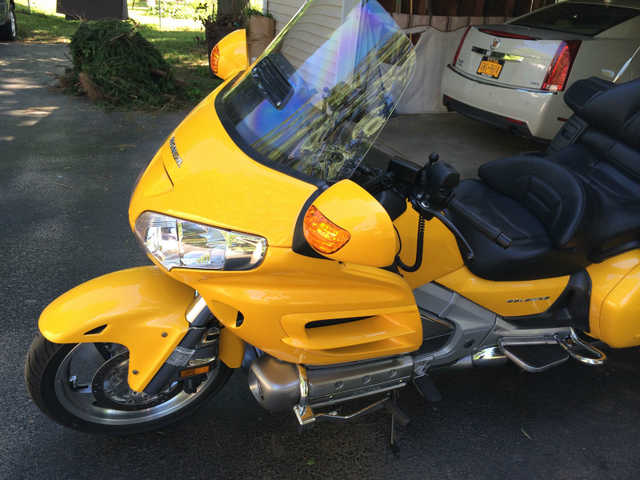 Very Cool 2009 Honda Goldwing Abs Very Cool