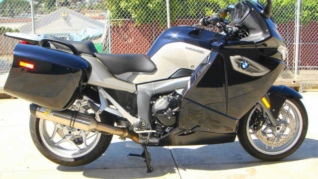 No Accidents 2010 Bmw K1300gt No Accidents