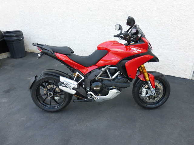 Great Shape 2010 Ducati Multistrada 800 Miles Great Shape