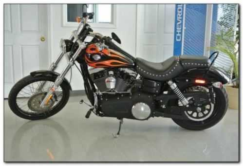 Excelent Conditions 2010 Harley Davidson Fxdwg Dyna Wide Glide