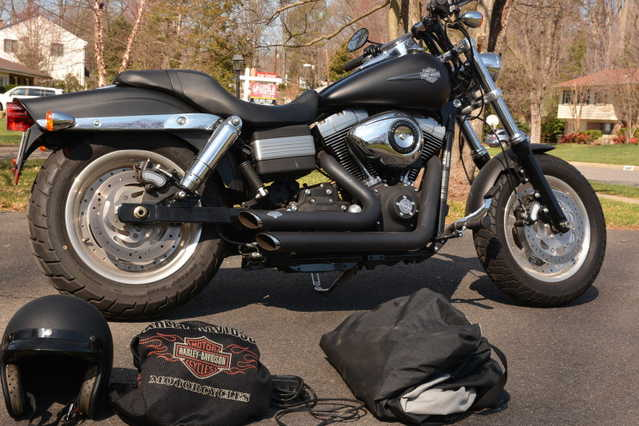 Runs Great 2010 Harley - Davidson Fatbob Runs Greatruns Great
